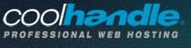 Coolhandle hosting logo