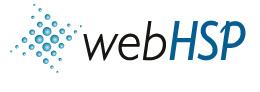 Web HSP Hosting Logo