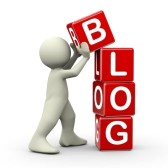 blogging host selection